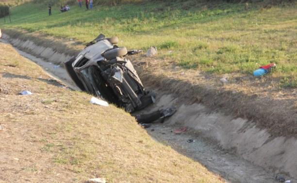 Машины-перевёртыши на М4: один погибший и двое раненых