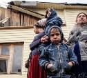 Жителей посёлка Плеханово отключили от электроэнергии