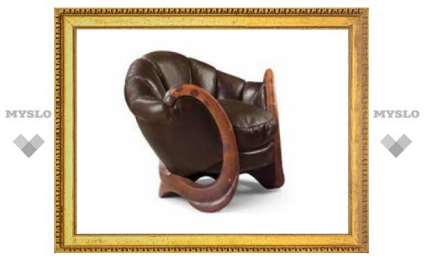 Антикварное кресло дизайнера Эйлин Грей купили за 21,9 миллиона евро