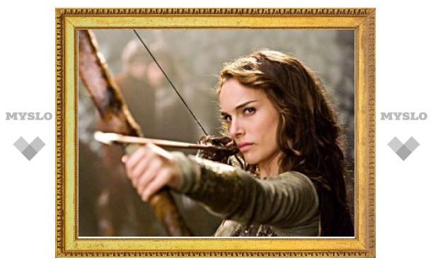 Опубликованы снимки Портман в роли принцессы-воительницы