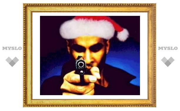 В США Санта-Клаус устроил бойню