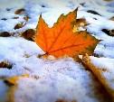 Первый снег придет в Тулу в среду