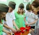 Юные туляки приняли участие в военно-спортивной игре