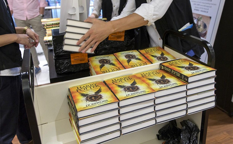 В России началась продажа восьмой книги о Гарри Поттере