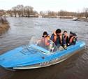 Второй пик паводка в Тульской области ожидается 17-18 апреля