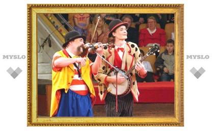 Туляков приглашают на новогодний «Цирк зверей»
