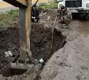 В Донском Тульской области 1500 домов остались без холодной воды