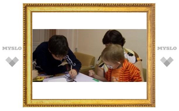 В Туле проходит конкурс рисунков