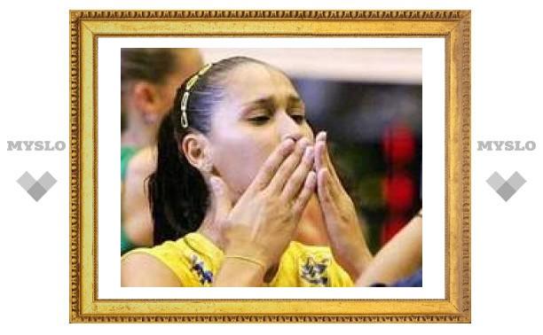 Волейболистка сборной Бразилии лечила целлюлит допингом
