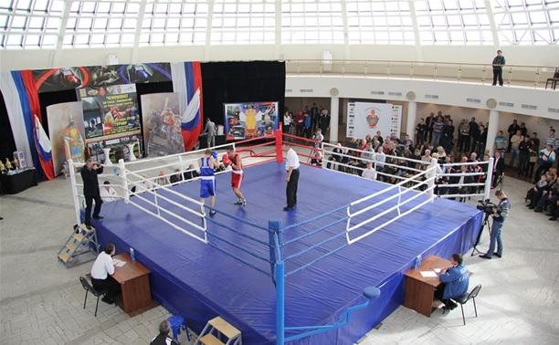 Тульские боксеры отправятся на чемпионат России