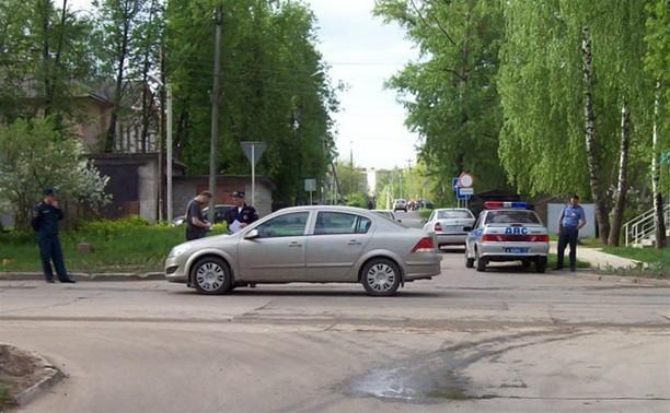 Под Тулой иномарка сбила двух школьниц