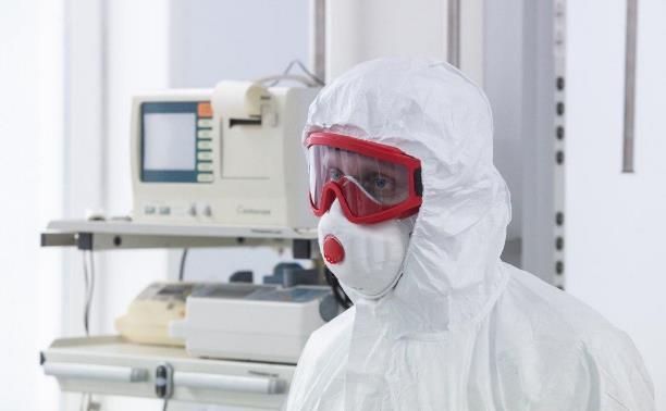 В Тульской области зарегистрировано 33 новых случая заражения коронавирусом