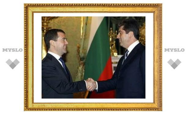 Россия будет поставлять газ Болгарии без посредников