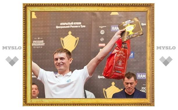 Выбран лучший бармен Центрального региона России