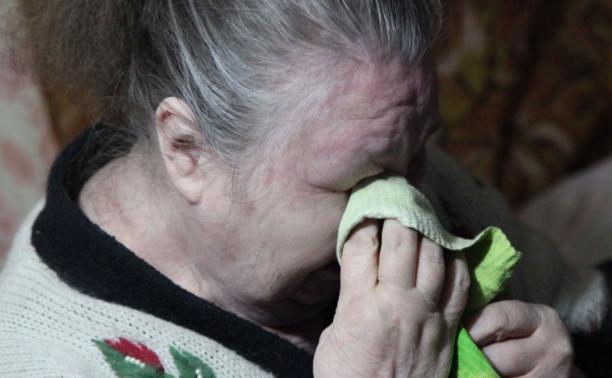 В пос. Дубовка неизвестные украли у пожилой женщины 140 тысяч рублей