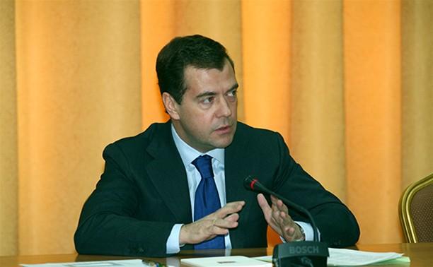Алексинцы ждут приезда Медведева