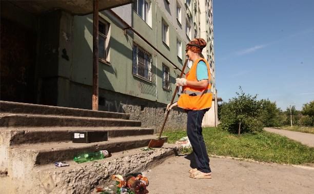 Администрация Тулы объявила конкурс благоустройства «Зелёный город»