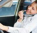 В Госдуме планируют увеличить штрафы за разговор по телефону за рулём