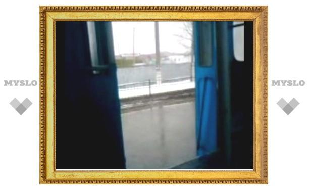 В Туле появился «бешеный» троллейбус