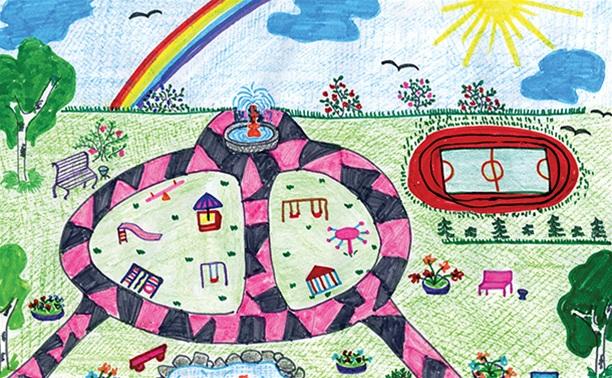 Продолжается прием заявок на участие в конкурсе «Любимый дворик - 2013»