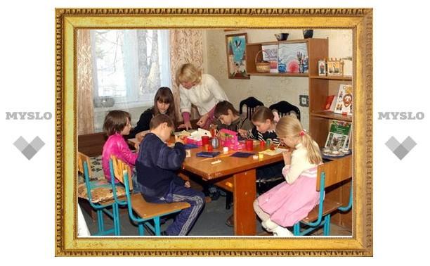 За год в Туле пятьсот детей направлены в центры реабилитации