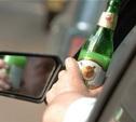 Тульские автоинспекторы ловили пьяных за рулем