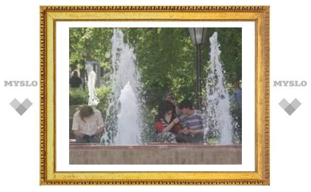 В Пролетарском районе Тулы появится еще один фонтан