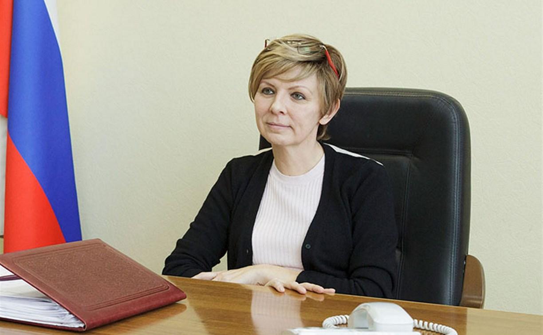 Председатель комитета по печати Тульской области получила государственную награду