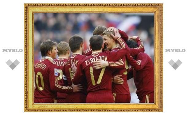Сайт вакансий разместил объявление о наборе в сборную России по футболу
