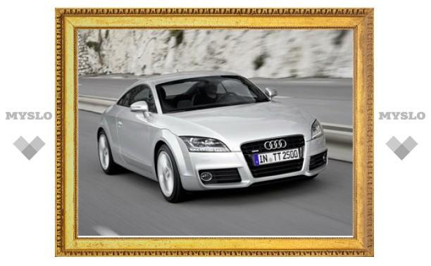 Компания Audi представила обновленное семейство Audi TT