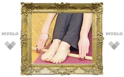 Как помочь ножкам при плоскостопии