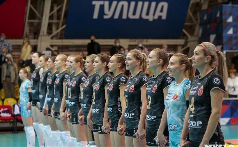 «Тулица» проиграла московскому «Динамо»