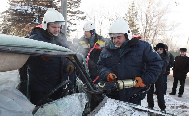 В праздники тульские спасатели будут работать в усиленном режиме