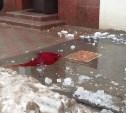 В Тульской области женщину убило сосулькой