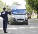 Сотрудники ГИБДД задержали пьяного водителя автобуса «Тула — Советск»