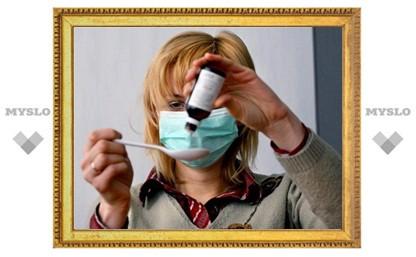 В Туле растет активность вируса гриппа