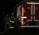 В Каменском районе при пожаре пострадала женщина