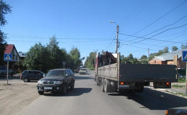 В Новомосковске 13-летний мальчик попал под колёса «Грейт Вола»