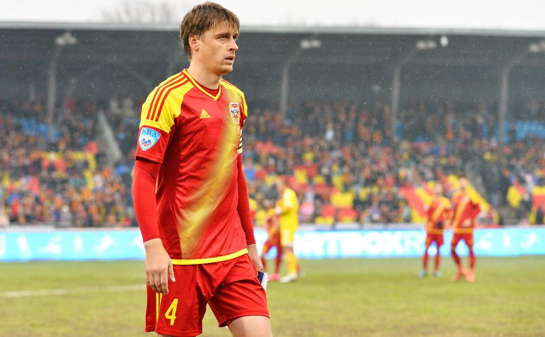 Защитник «Арсенала» Дмитрий Айдов: «В Туле атмосфера большого футбола»