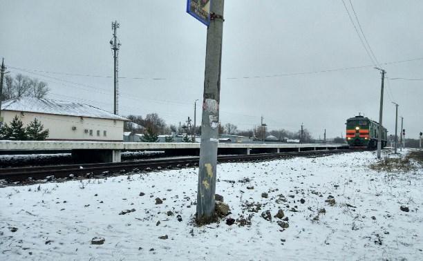 Человек попал под поезд тульская