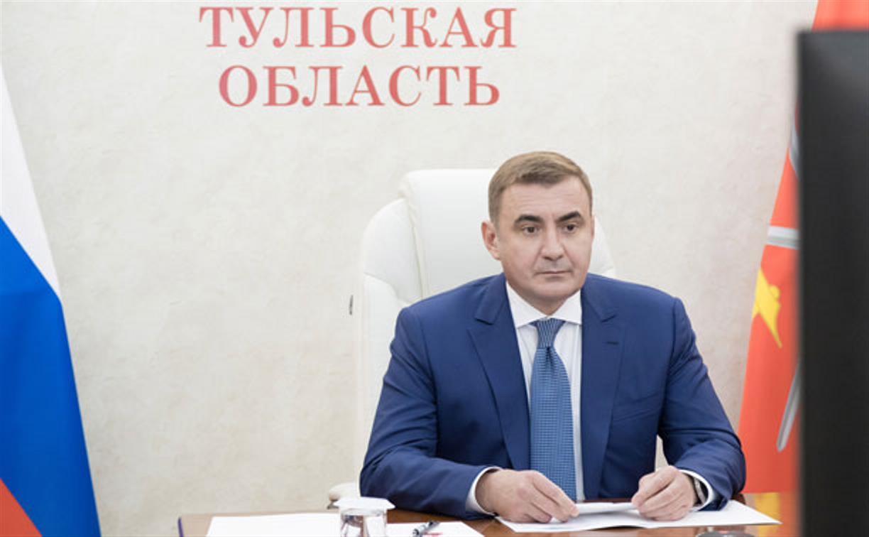 Губернатор Тульской области поздравил машиностроителей с профессиональным праздником