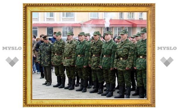 Военкомат приглашает туляков в военные вузы страны