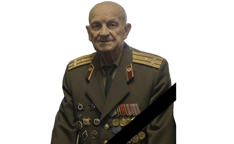 В Туле скончался ветеран Великой Отечественной войны полковник в отставке Роман Ткач
