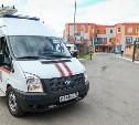 При пожаре в Новомосковске погиб мужчина, еще двое пострадали