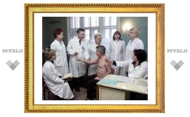 Лучших тульских врачей наградят