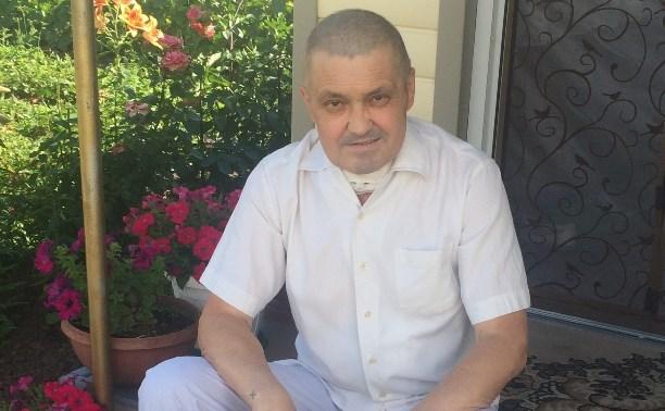 Лилия Некрасова из Ефремова: «Врачи перестали лечить моего мужа!»