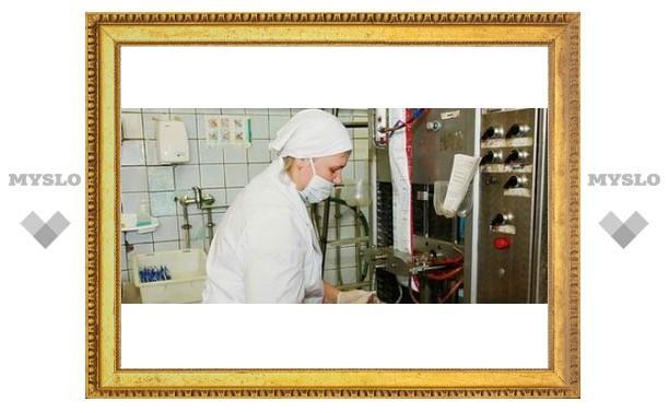 Молочную кухню в Туле откроют в июле