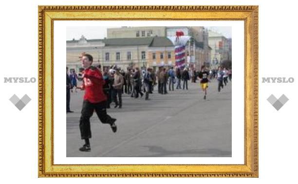В Туле на Первомай пройдет шествие и эстафета