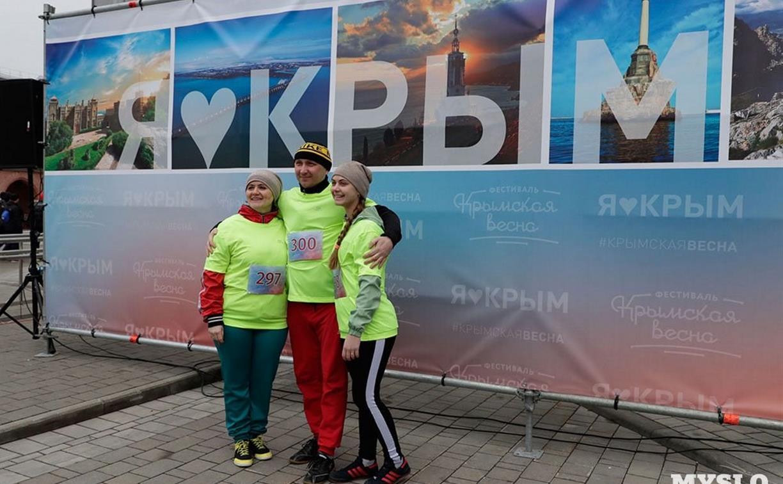 Парад аэростатов, забег и бесплатные кинопоказы: как туляки отметят годовщину воссоединения Крыма с Россией