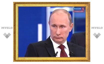 Путин предложил оборудовать избирательные участки веб-камерами